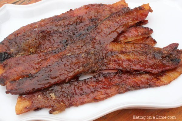 You will love this candied bacon recipe. Easy caramelized bacon recipe is a crowd pleaser. Candy bacon is the best recipe. Learn how to make candied bacon