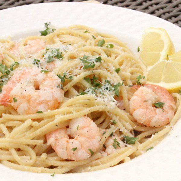 Lemon Garlic Shrimp Scampi Recipe Easy Shrimp Scampi