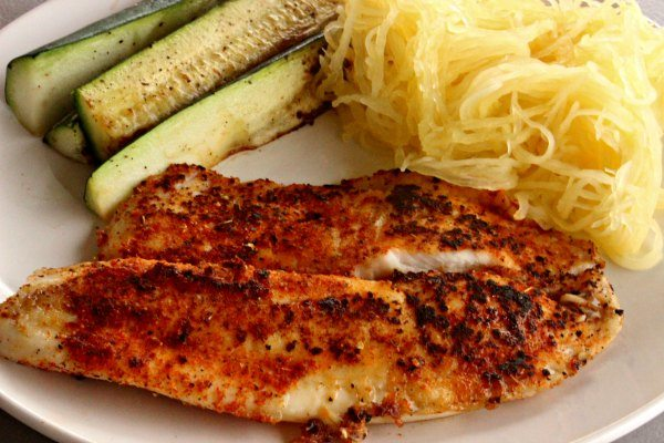 The best blackened tilapia recipe eating on a dime for How to make blackened fish