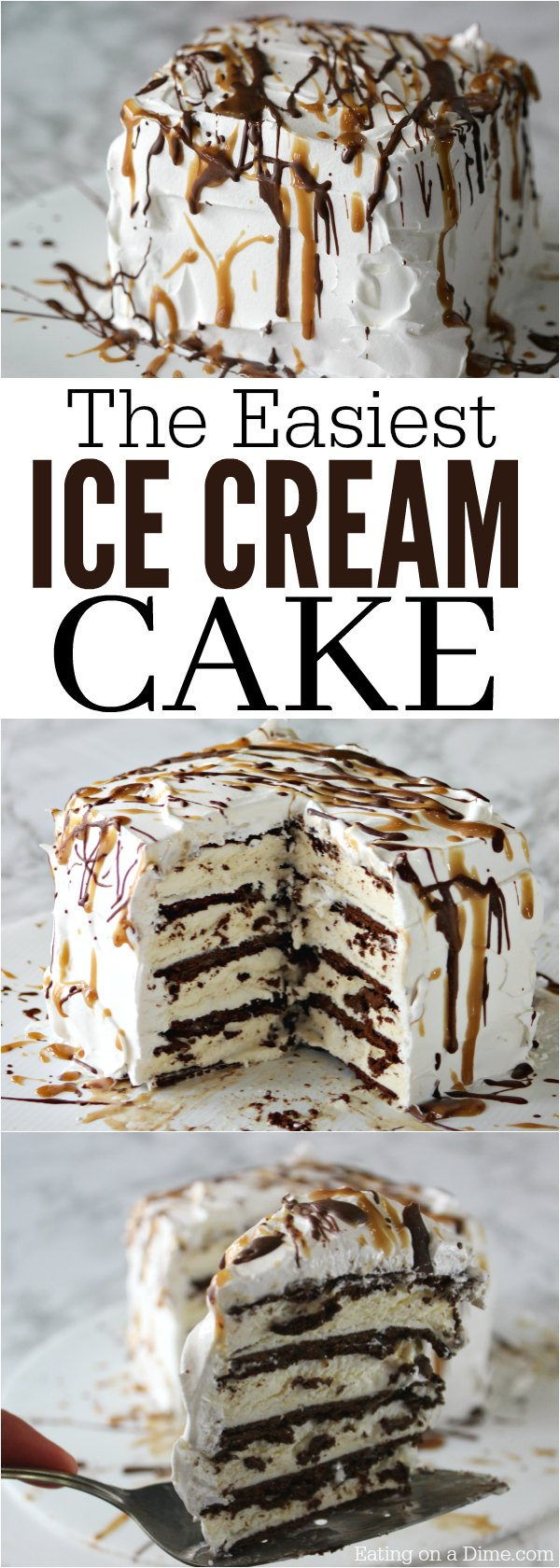 Easy ice cream cake recipe easy ice cream sandwich recipe this is the best easy ice cream cake recipe this easy ice cream sandwich ccuart Gallery