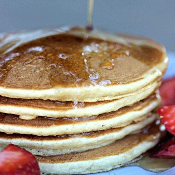 Quick and easy gluten free pancakes recipe easy gluten free recipe you are going to love this easy gluten free pancakes recipe you end up with ccuart Gallery