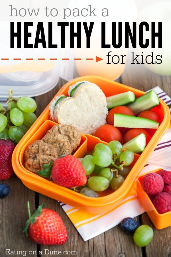 Apples and carrot chips aside, parents must find a balance between packing healthy lunches and packing lunches that their kids will actually eat. To assist them in this quest, food companies.