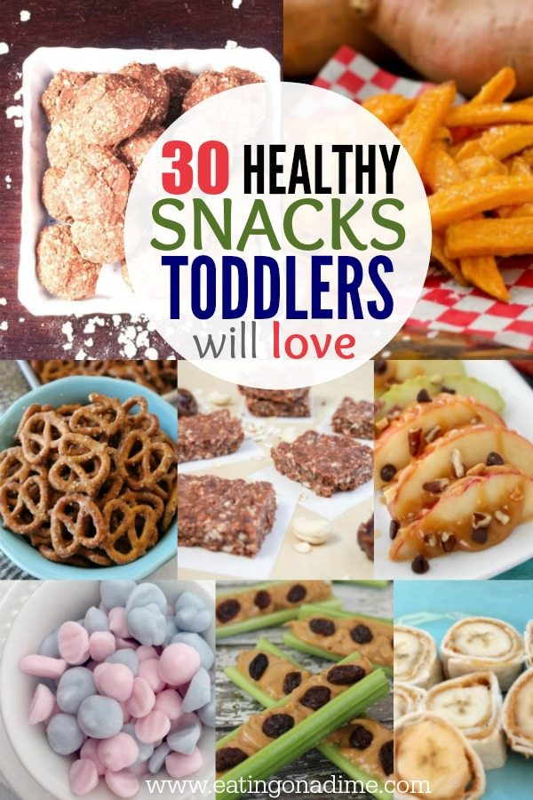 Easy healthy meals for toddlers