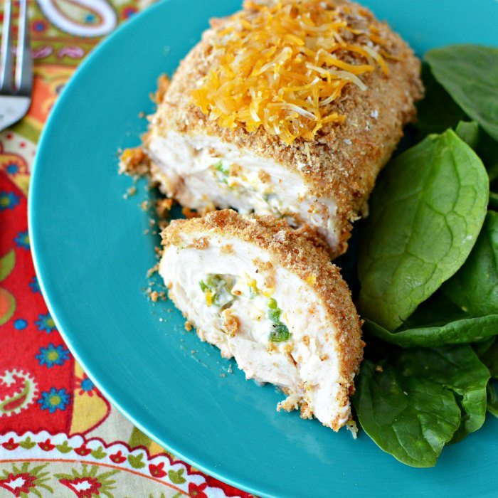 Try This Easy Jalapeno Popper Stuffed Chicken Breasts Recipe Will Never Be Boring Again