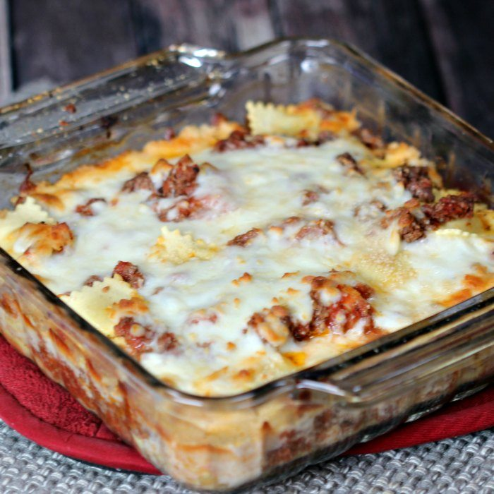 Easy Lasagna Recipe The Best Lasagna Recipe Simple To Make