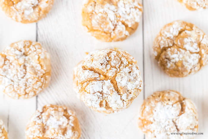 Easy pumpkin cookies are amazing! You can make them in under 15 minutes with very few ingredients. Try this easy pumpkin cookies recipe today!