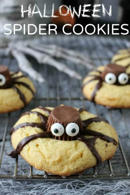 check out these easy halloween cookie recipes for kids 20 fun and frightening easy halloween