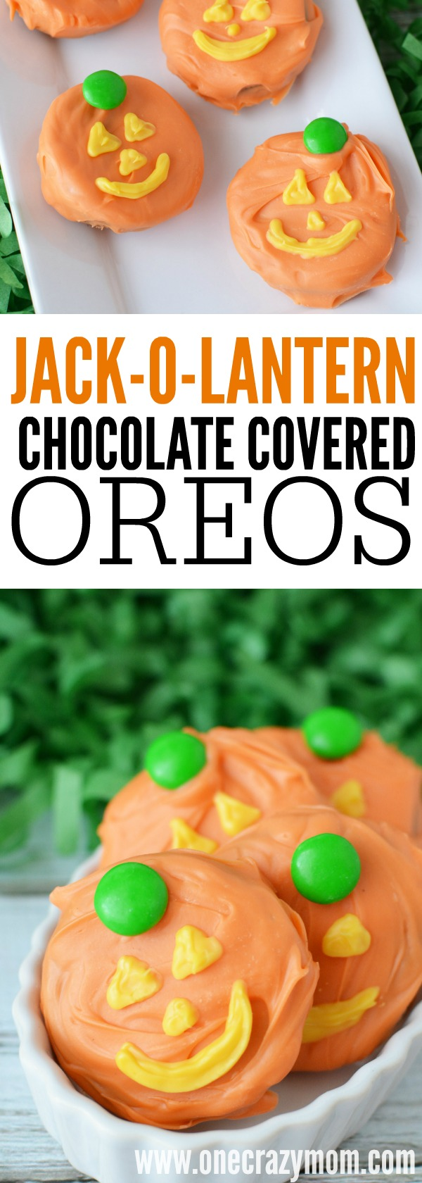 Try these Jack-O-Lantern Chocolate Covered Oreos for a festive Halloween treat.These Jack-O-Lantern Chocolate Dipped Oreo Cookies are easy to make and yummy