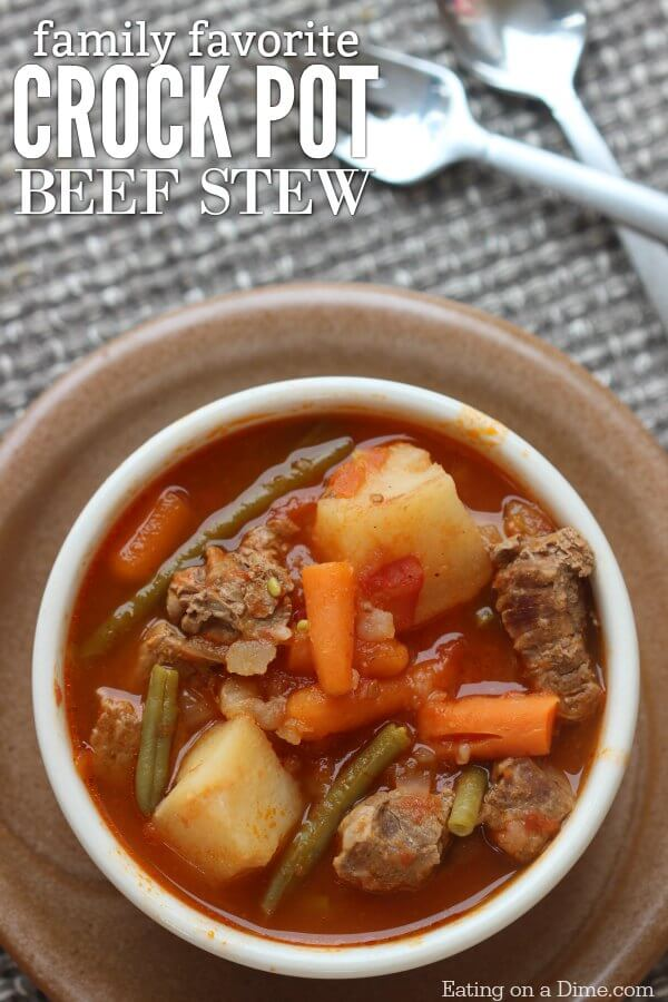 How to make Beef stew: