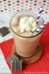Try this quick and easy Iced Hot Chocolate Recipe. It's delicious as Frozen Hot Chocolate or served iced. Either way, it is so good!