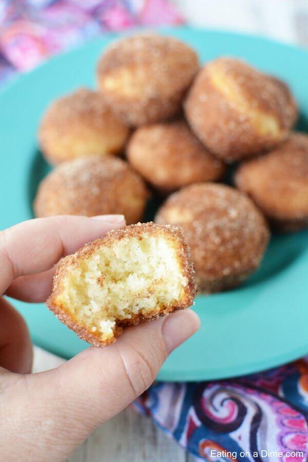 Mini Donut Bites