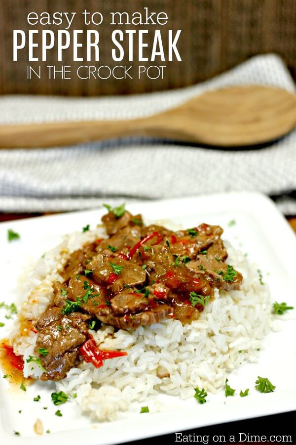 Southern Food Pepper Steak Recipes