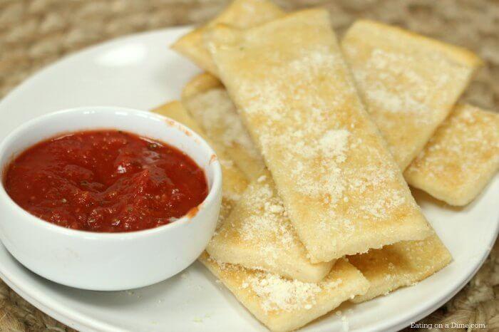 Little Caesers Crazy Bread Recipe Copycat Recipes