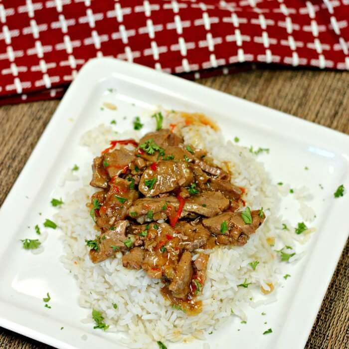 Try this amazing Instant Pot Chinese Pepper Steak Recipe. You will love this Easy Pepper Steak Recipe. The flavor in this Pressure Cooker Pepper Steak Recipe is amazing! Try this simple Instant Pot Pepper Steak and Rice Recipe. It does not disappoint.