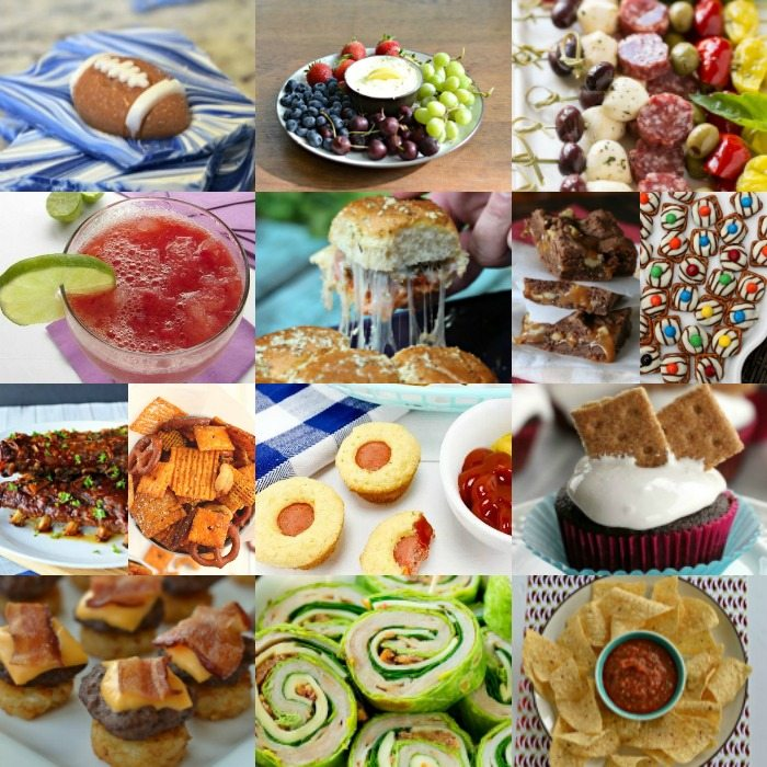 75 Best Caravan Food Ideas Images On Pinterest: 75 Super Bowl Recipes Everyone