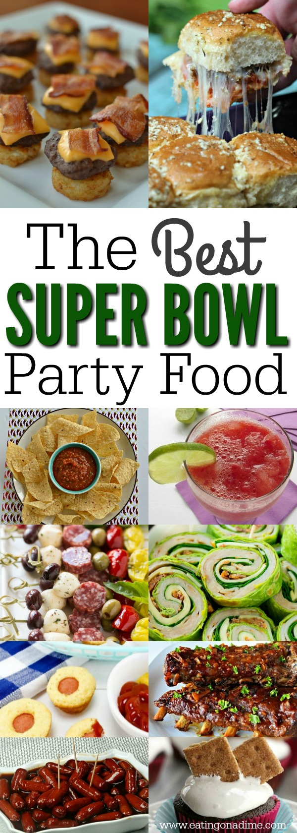 Super Bowl Party Food 75 Super Bowl Recipes Everyone Will Love