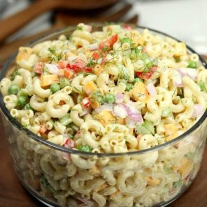 Easy Macaroni Salad Recipe The Best Macaroni Salad Recipe