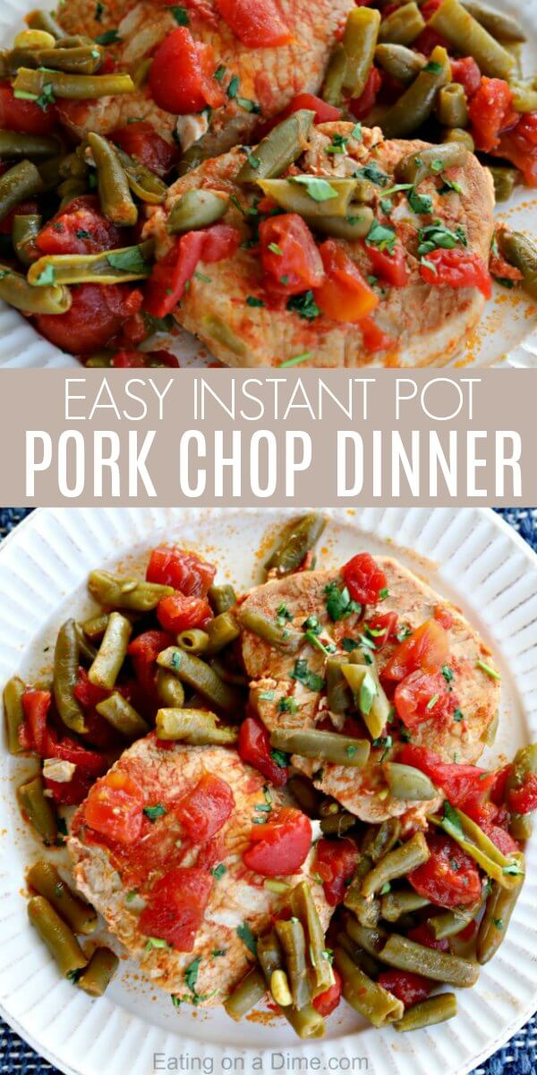 Instant Pot Pork Chops Dinner Quick And Easy Keto Pork Chops
