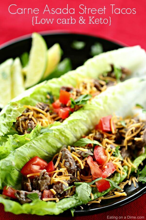 vegetarian tacos keto diet