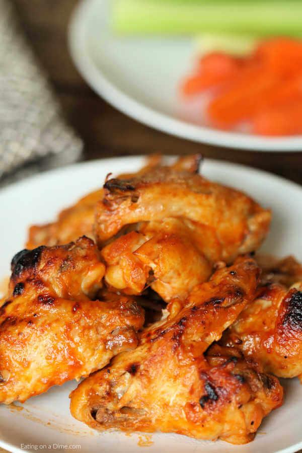 Crock Pot Buffalo Chicken Wings Recipe Easy Buffalo