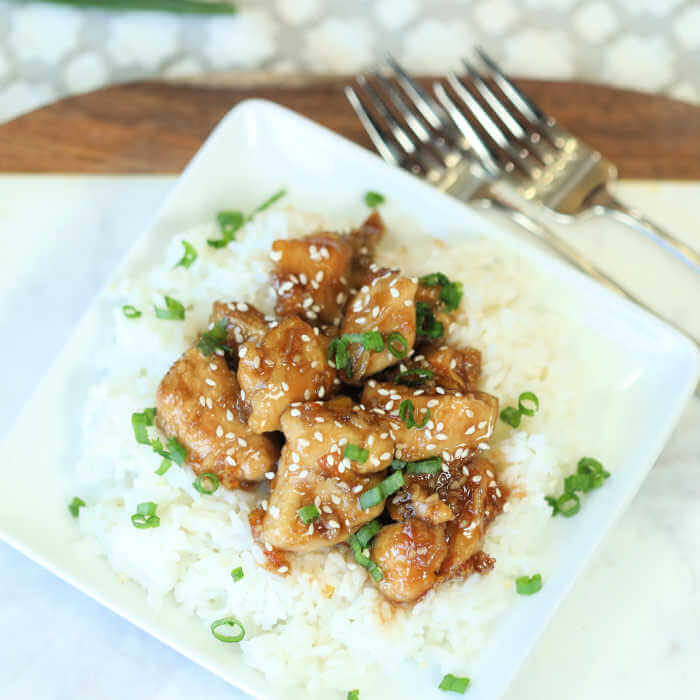 Orange Chicken Recipe Easy Orange Chicken In 20 Minutes
