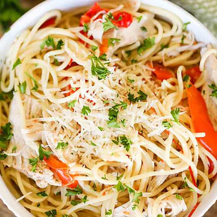 Crock Pot Garlic Chicken Thighs: Crock Pot Cajun Chicken Pasta Recipe