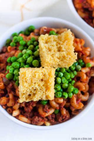 American Goulash Crock Pot Recipes Easy Crockpot Goulash