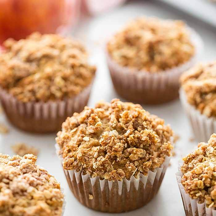 If you need a quick breakfast option for busy mornings, tryoatmeal applesauce muffins recipe. They are delicious and budget friendly.