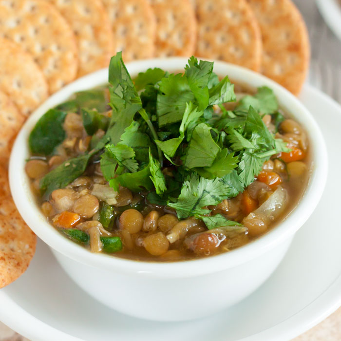 Slow Cooker Curry Lentil Soup Recipe Best Lentil Soup Recipe