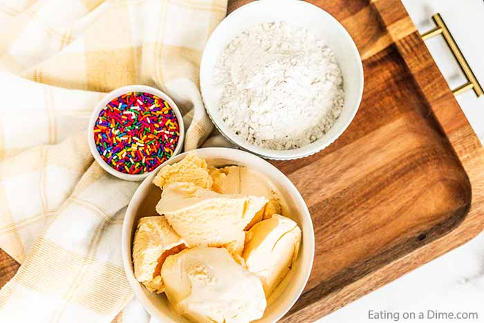 Ice cream bread recipe only calls for 2 ingredients and you can have tasty bread in minutes. Everyone will be impressed with this bread and it is so easy.