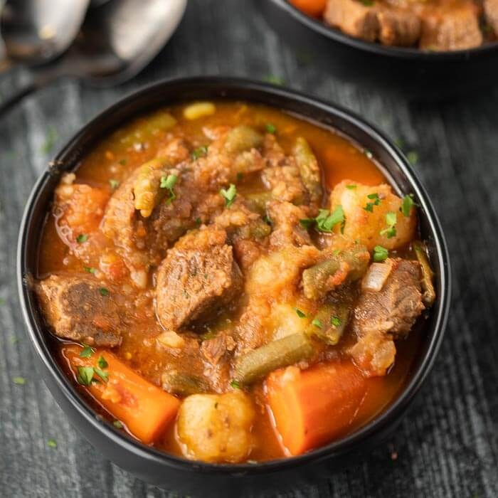 Crock Pot Beef Stew Recipe Slow Cooker Beef Stew
