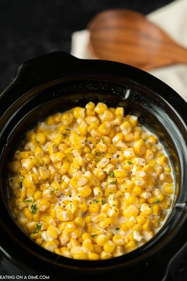 corn in crock pot