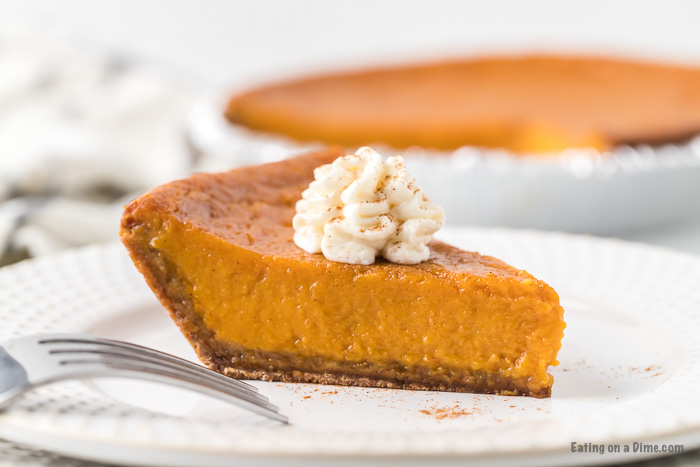 Sweet potato pie is a creamy and delicious pie that is perfect for Fall. Try this Southern classic for Thanksgiving or the next potluck.